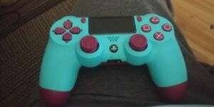 Berry Blue PS4 Controller Brand New