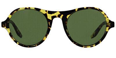 Barton Perreira Aviator Sunglasses Model Giovanni Color (HECVGN) TORTOISE 64 (Giovanni Sunglasses)
