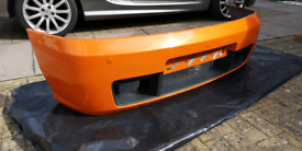 MGTF LE500 Vibrant Orange Rear Bumper. Good condition.