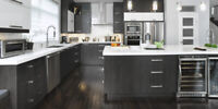 Ikea Kitchens design, Supply and Install services.