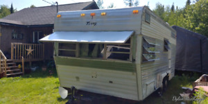 1975 Terry travel trailer NEW PICTURES