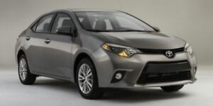 2014 Toyota Corolla LE  - one owner - local - trade-in - $60.43