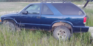 2005 chevy blazer for parts or fix