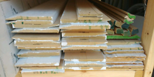 """Central Faibank Lumber 567 MDF Baseboard 15 mm x 7 1/4"""" x 12'  3"""