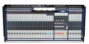Soundcraft GB8-32 Mixing Console