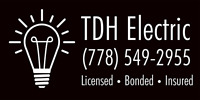 Licensed electrician available