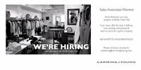 Sales Associates Wanted