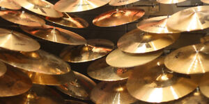 Cymbals! Lowest Prices on Kijiji K, AA, AAX, HH, Z, etc from $20