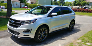 Ford Edge sport ecoboost