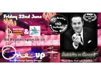 Bubbles in Concert for Charity! (Featuring Sinatra, Martin and Buble hits!)