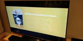 Samsung 55 inch LED TV (ue55j6100ak)