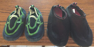 Toddler boy and girls water shoes