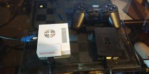 Console retro