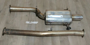 Cat Back Exhaust 3'' Cobb Subaru 2002-2007