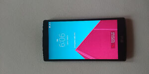 LG G4 32GB with Bell/Virgin