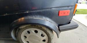 1987 Volkswagen Cabrio Convertible