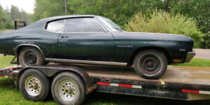 1970 Chevelle | Kijiji in Alberta  - Buy, Sell & Save with Canada's