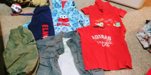 Infants boys clothing lot 6 to 12 months