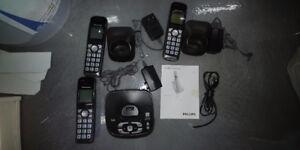 Téléphones sans fil Panasonic