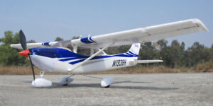 Top Hobby Brushless Cessna 182 2.4GHz RTF RC Airplane