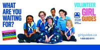 Girl Guides of Canada - Volunteers