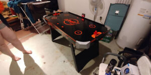 """Franklin Sports Quikset 54"""" Air Hockey Table"""