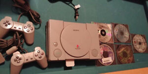 Ps1 with extras