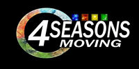 4 Seasons Moving. Fort McMurray Movers