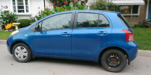 2007 Yaris Hatchback