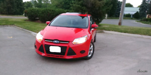 FORD FOCUS 2014 FULLY LOADED