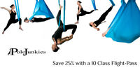 Suspended Aerials at Pole Junkies ED May 7