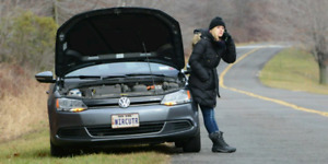 Roadside assistance in Toronto,downtown,North York