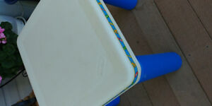Childrens' Table and Chair Set..
