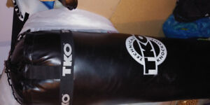 Great condition TKO punching bag