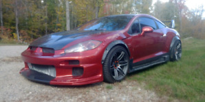 2006 Mitsubishi Eclipse 3.8L 6speed