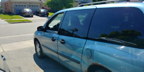 2007 Ford Freestar as is