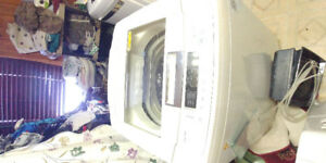 Washer and Dryer LG 2yrs old