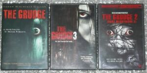 The Grudge 1+2+3 trilogy