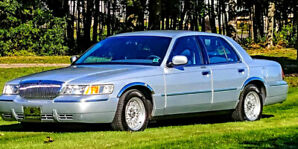 2000 Mercury Grand Marquis LS -Mint