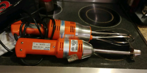 Dynamic MD 95 +Dynamic Junior Whisk BRAND NEW