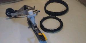 Dirt Bike Track Kit / Snow Bike Kit