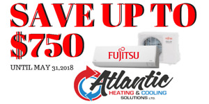 SAVE UP TO $750 IN FUJITSU REBATES Halifax