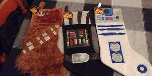 Star Wars Xmas Stockings