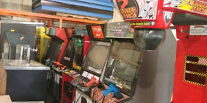 GAME ON AMUSEMENTS ARCADE GAME DISPERSAL