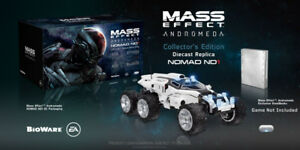 Die Cast Nomad Mass Effect Andromeda