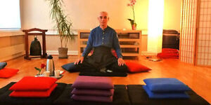 Wisdom From the EAST; Two Events with Zen Master, Nissim Amon