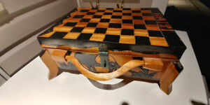 Haiti Hand Made Chess Game