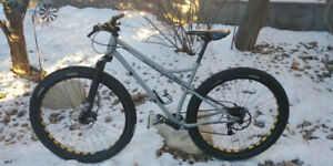 RSD Mutant 29+ Mountain Bike, great for winter - REDUCED