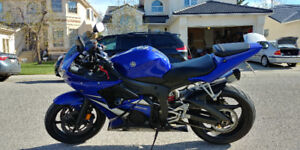 2007 Yamaha R6 / LOW KMs / NEW TIRES