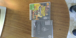 Ps3 games 10 bucks each 15 for gta 5